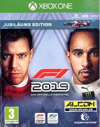 F1 2019 - Jubiläums Edition (Xbox One)