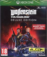 Wolfenstein: Youngblood - Deluxe Edition (uncut) (Xbox One)