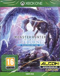 Monster Hunter: World - Iceborne Master Edition (Xbox One)