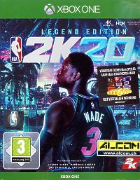 NBA 2K20 - Legends Edition (Xbox One)