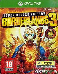 Borderlands 3 - Super Deluxe Edition (Xbox One)