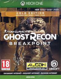 Ghost Recon: Breakpoint - Gold Edition (Xbox One)