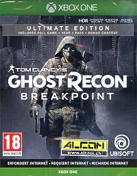 Ghost Recon: Breakpoint - Ultimate Edition (Xbox One)
