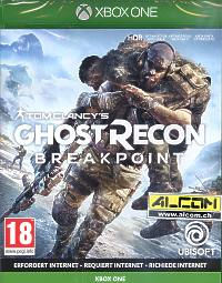 Ghost Recon: Breakpoint (Xbox One)