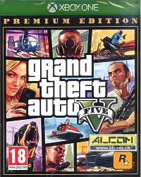 Grand Theft Auto 5 - Premium Edition (Xbox One)