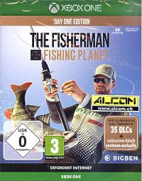 The Fisherman: Fishing Planet - Day 1 Edition (Xbox One)