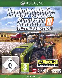 Landwirtschafts Simulator 2019 - Platinum Edition (Xbox One)