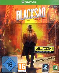 Blacksad: Under the Skin - Limited Edition (Xbox One)