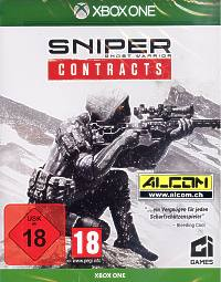 Sniper: Ghost Warrior Contracts (Xbox One)