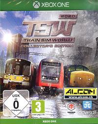 Train Sim World 2020 - Collectors Edition (Xbox One)