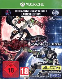 Bayonetta & Vanquish - 10th Anniversary Bundle Limited Edition (Xbox One)