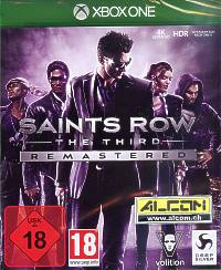 Saints Row: The Third - The Full Package Remastered (Xbox One)