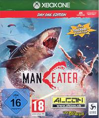 Maneater - Day 1 Edition (Xbox One)