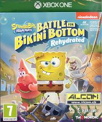 SpongeBob: Battle for Bikini Bottom - Rehydrated (Xbox One)