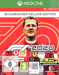 F1 2020 - Schumacher Deluxe Edition (Xbox One)