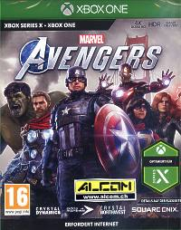 Marvels Avengers (Xbox One)