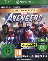 Marvels Avengers - Deluxe Edition (Xbox One)
