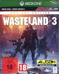 Wasteland 3 - Day 1 Edition (Xbox One)