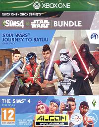 Die Sims 4 - Star Wars: Reise nach Batuu Bundle (Xbox One)