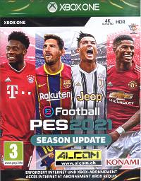 eFootball PES 2021 - Season Update (Xbox One)