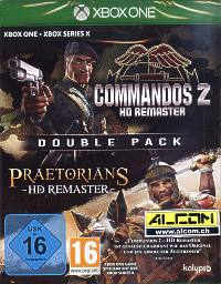 Commandos 2 + Praetorians: HD Remaster - Double Pack (Xbox One)