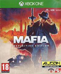 Mafia 1 - Definitive Edition (Xbox One)