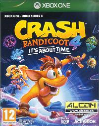 Crash Bandicoot 4: Its About Time (Xbox Series)