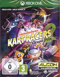 Nickelodeon Kart Racers 2: Grand Prix (Xbox Series)