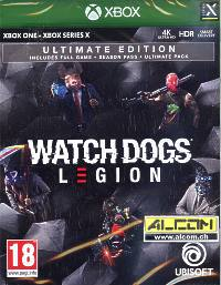 Watch Dogs: Legion - Ultimate Edition (Xbox Series)