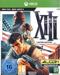 XIII: Remake - Limited Edition (Xbox Series)