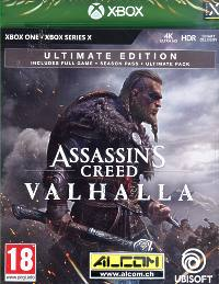 Assassins Creed: Valhalla - Ultimate Edition (Xbox Series)