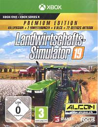 Landwirtschafts Simulator 2019 - Premium Edition (Xbox One)