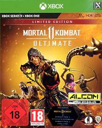 Mortal Kombat 11 Ultimate - Limited Edition (Xbox Series)