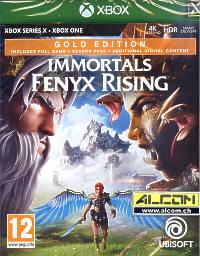 Immortals: Fenyx Rising - Gold Edition (Xbox Series)
