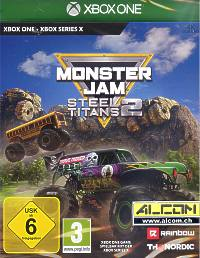 Monster Jam: Steel Titans 2 (Xbox Series)