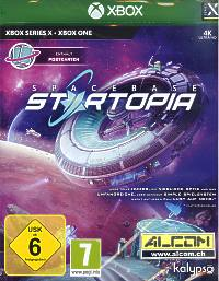 Spacebase Startopia (Xbox Series)