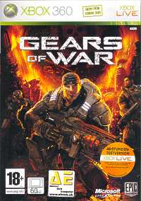 Gears of War (uncut) (Xbox 360)