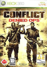 Conflict Denied Ops (Xbox 360)