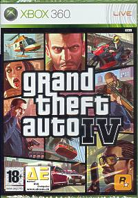 Grand Theft Auto 4 (uncut) (Xbox 360)
