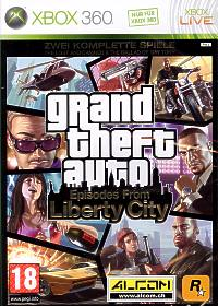 Grand Theft Auto 4: Episodes from Liberty City (2 Zusatzgames) (Xbox 360)