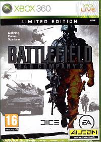 Battlefield: Bad Company 2 - Limited Edition (Xbox 360)