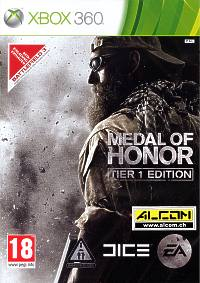 Medal of Honor - TIER1 Edition (Xbox 360)