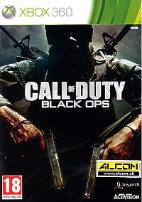 Call of Duty 7: Black Ops (uncut) (Xbox 360)