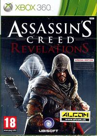 Assassins Creed: Revelations - Day1 Edition (Xbox 360)