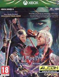 Devil May Cry 5 - Special Edition (Xbox Series)
