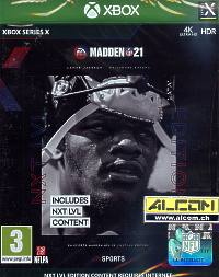 Madden NFL 21 - Next Level Edition (Xbox Series)