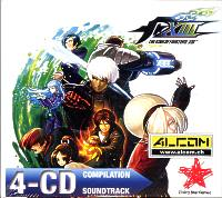 Soundtrack: The King of Fighters 13 - 4 CD Compilation