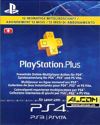 Playstation Plus - 365 Tage (Code in a Box) (PS Vita)