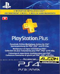Playstation Plus - 90 Tage (Code in a Box) (PS Vita)