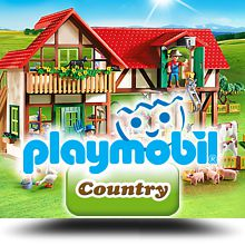 PLAYMOBIL Country (Thema Bauernhof)
